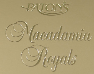 foil stamped and embossed carton or box